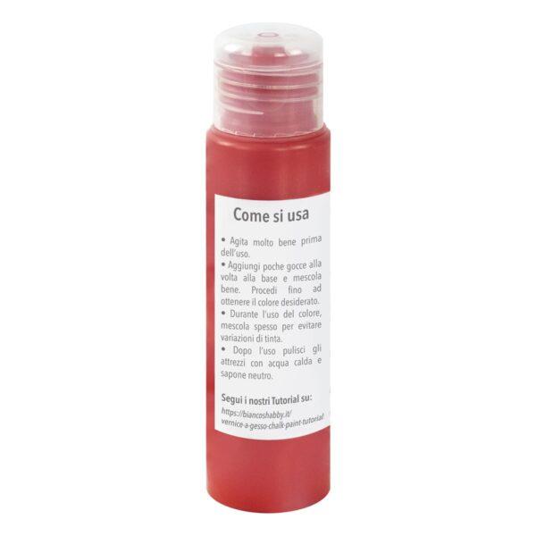 Colorante Rosso Istruzioni A Min