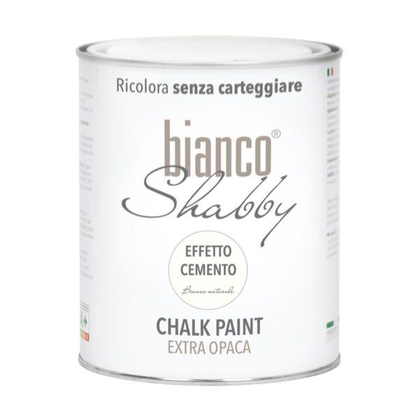 Chalk Paint Effetto Cemento
