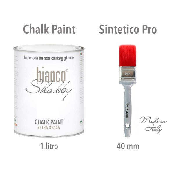 Kit Shabby1 Pennello 40