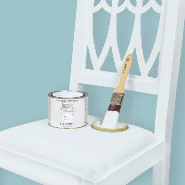 chalk paint Bianco Ghiaccio 1