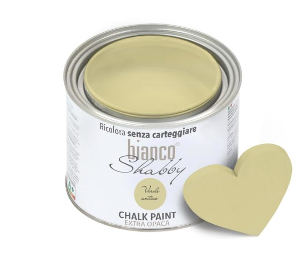 CHALK PAINT Verde Antico