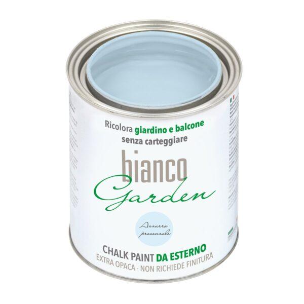 Chalk Paint da Esterno Azzurro Provenzale