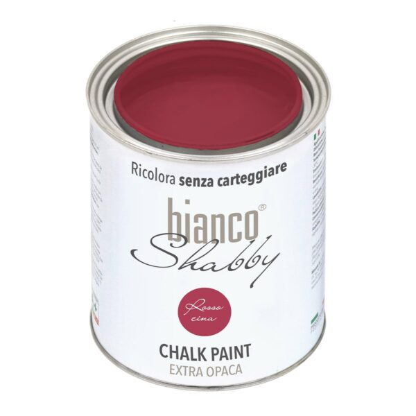 chalk paint Rosso Cina